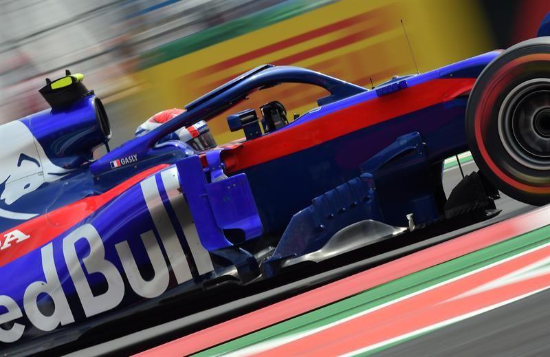 Red Bull desvela su nuevo coche para la temporada de la F-1