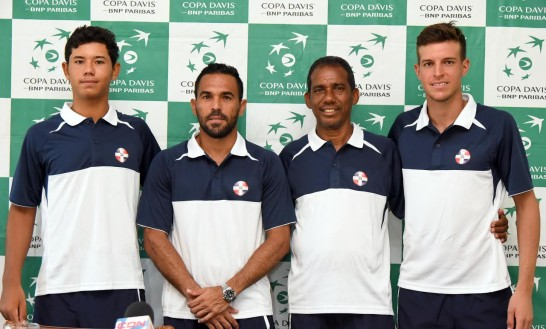 RD permanece en Grupo I de América para la Copa Davis