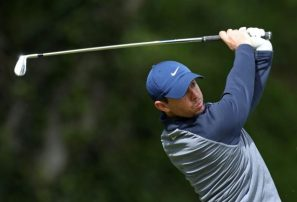 Rory McIlroy lidera el World Golf Championship