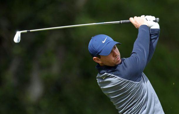 Rory McIlroy lidera el World Golf Championship