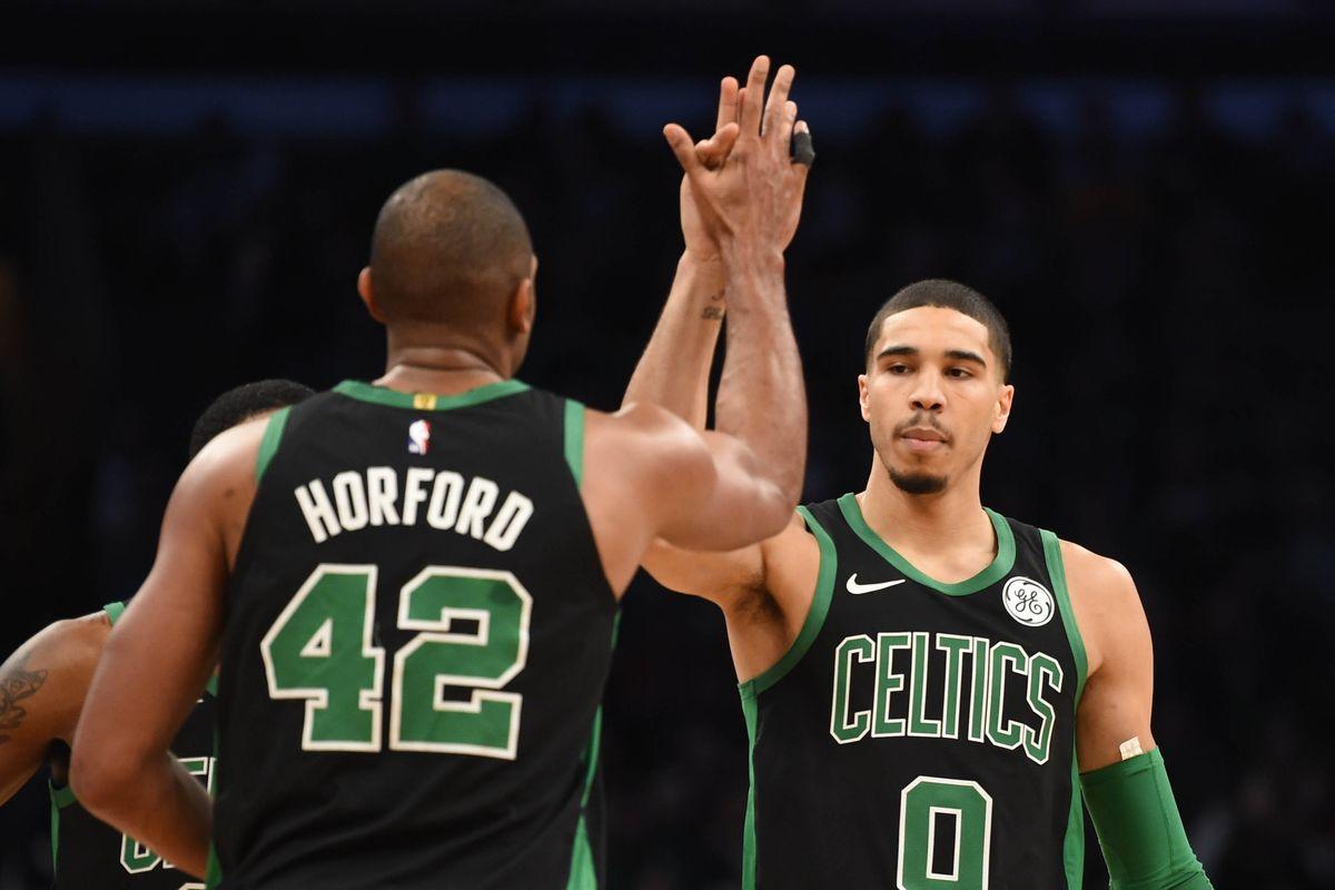 Horford anota 14 en el triunfo de los Celtics en la NBA