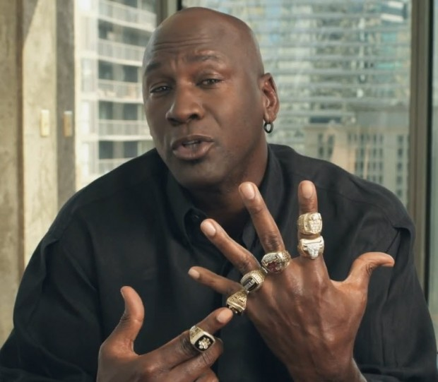 """Jordan asegura que el sexto título fue un """"año difícil"""""""