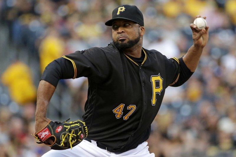Liriano espera que regreso a Pittsburgh reencienda su carrera