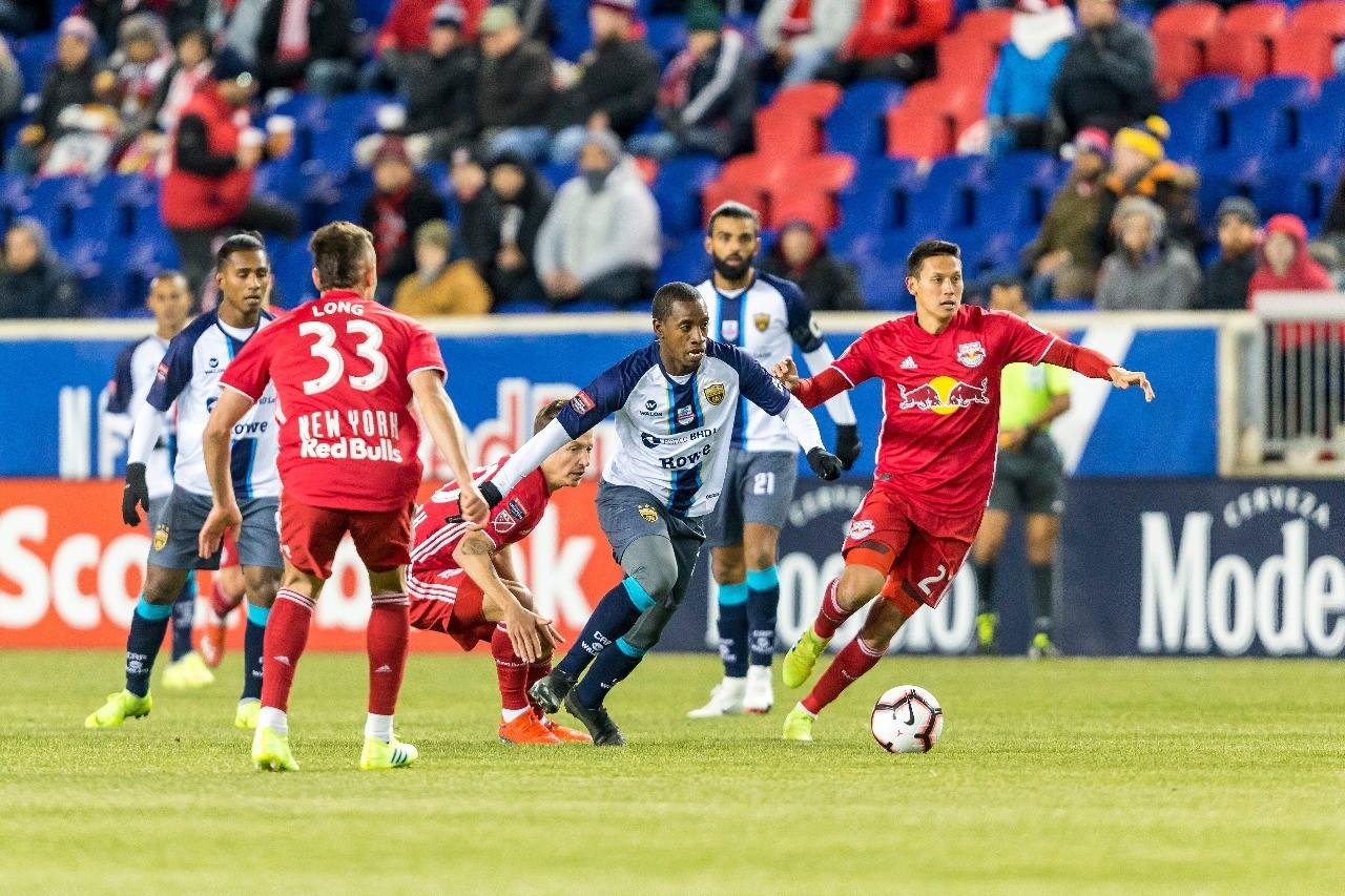 Los Guerreros, eliminados de la Liga de Campeones de Concacaf