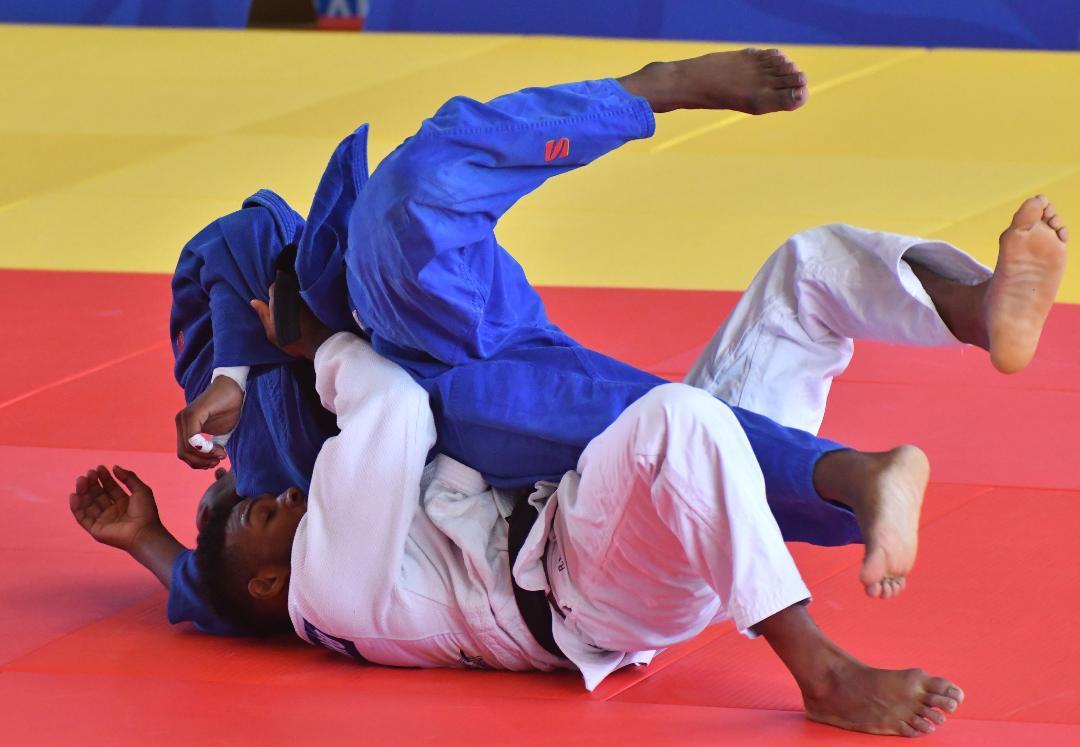 Judocas encaran un nuevo reto en el Grand Slam de Alemania