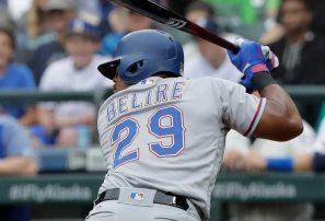 El número 29 de Adrián Beltré será retirado por Texas el 8 de junio