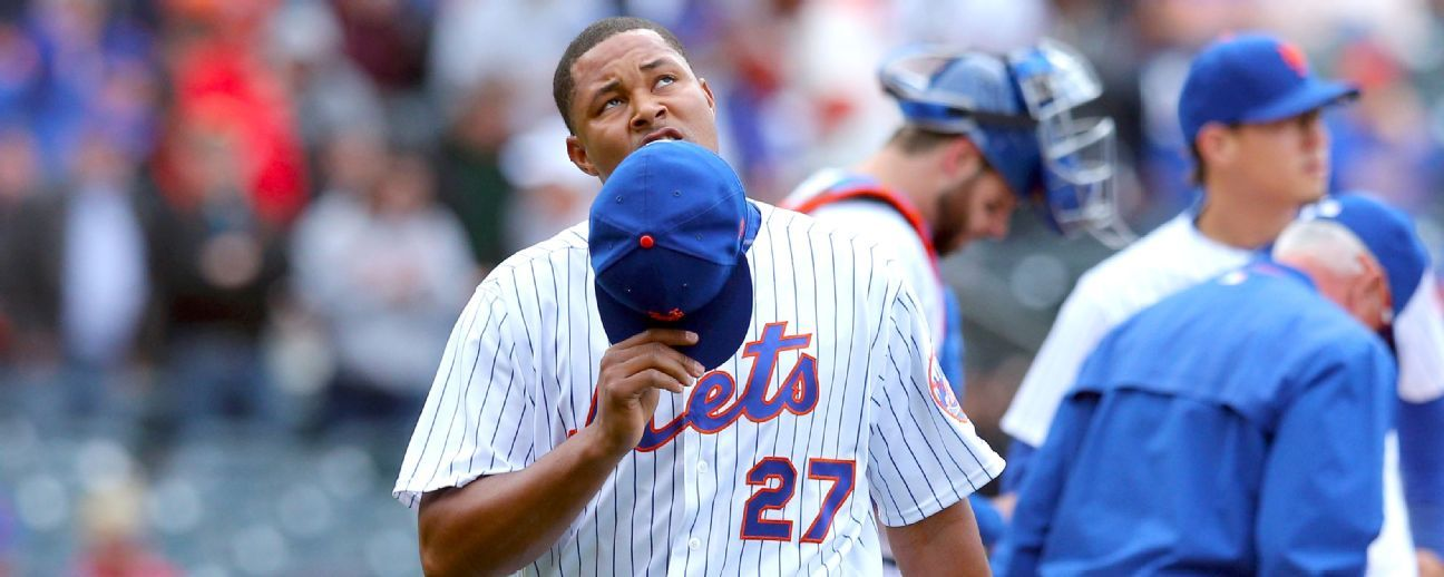 Jeurys Familia añora volver a la Serie Mundial con Mets