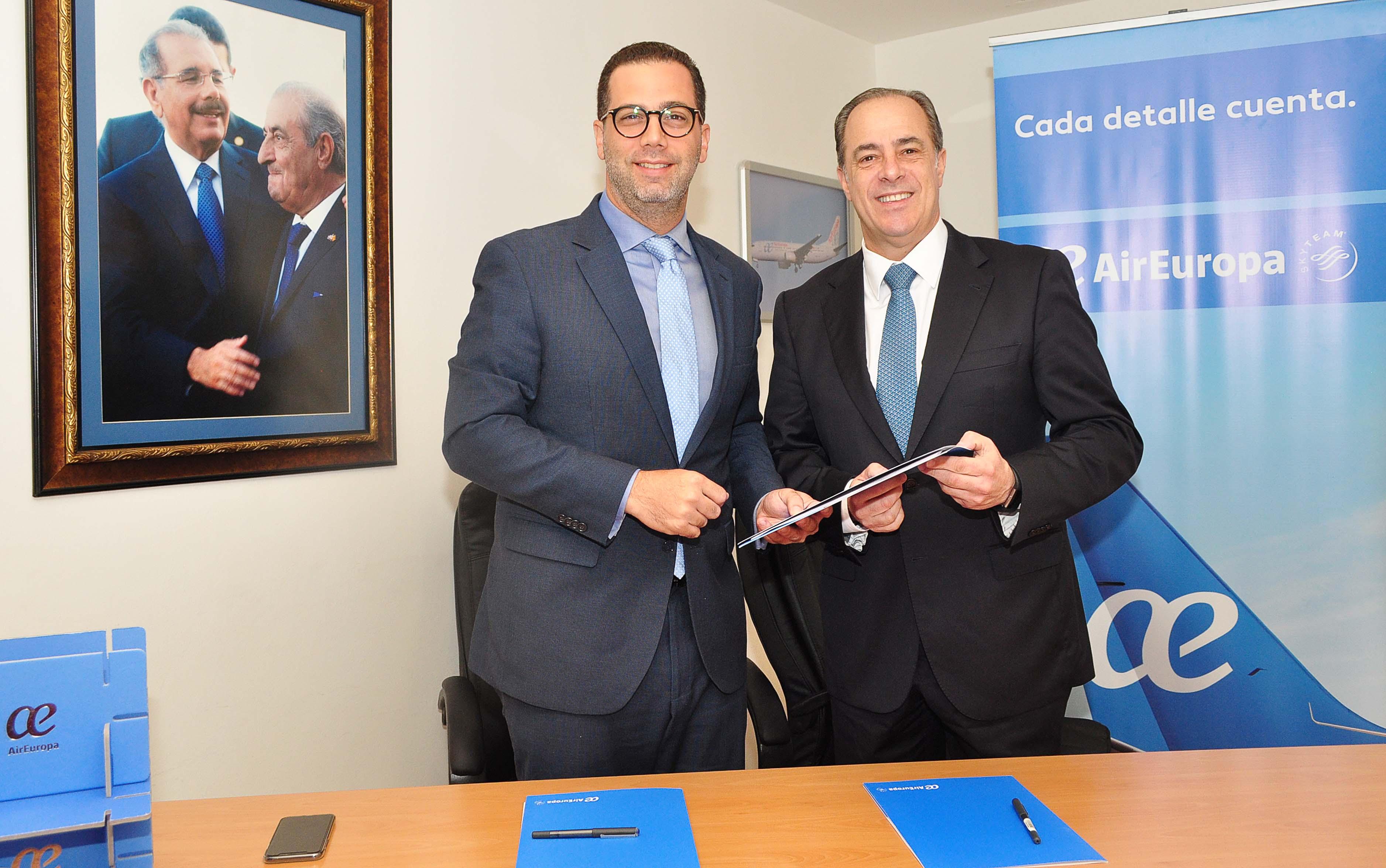 Air Europa acuerda ser línea oficial de la Selección Nacional de Fútbol