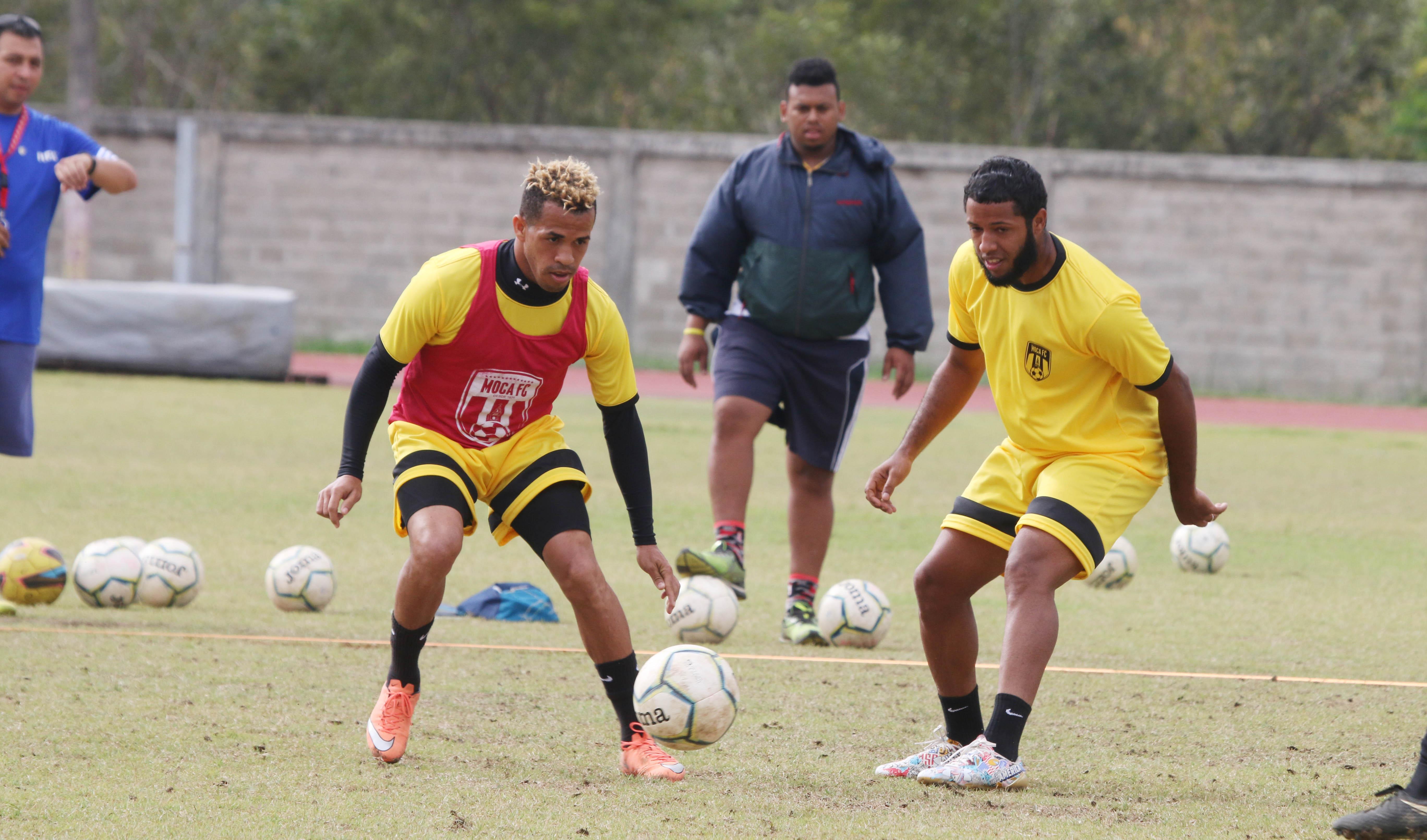 Moca FC se prepara para un torneo intenso en la pretemporadade la LDF