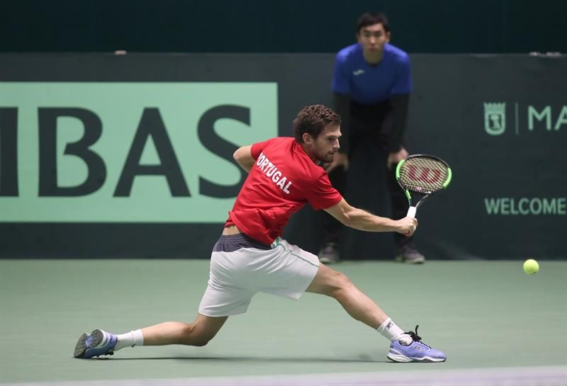 Kazajistán suma dos puntos y olfatea la final de la Copa Davis