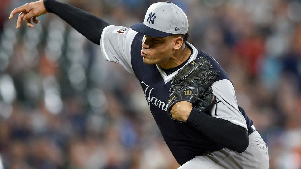 Yankees y Dellin Betances ya platican sobre una posible extensión en MLB