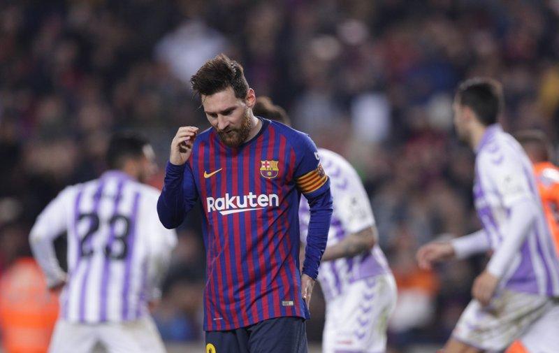 Messi agradece a los sanitarios su trabajo en la crisis del coronavirus