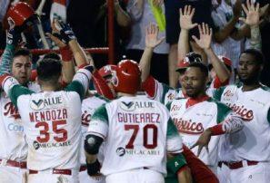 México arrolla a Venezuela y frena su pase temprano a final