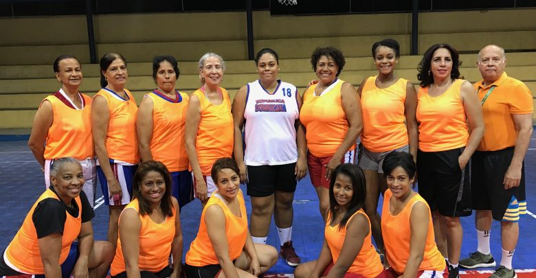 Realizarán torneo Maxi Independencia 3×3 de baloncesto femenino