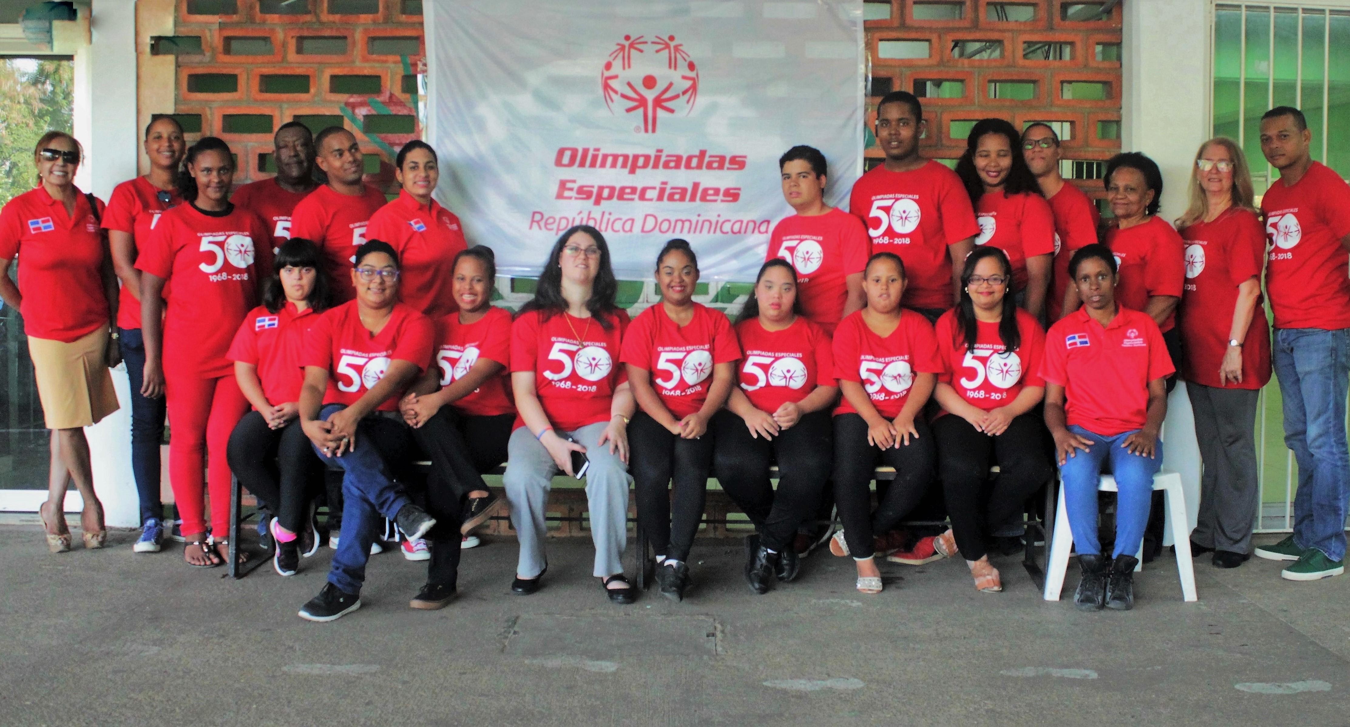 Atletas de RD participarán en Juegos Mundiales de Olimpiadas Especiales