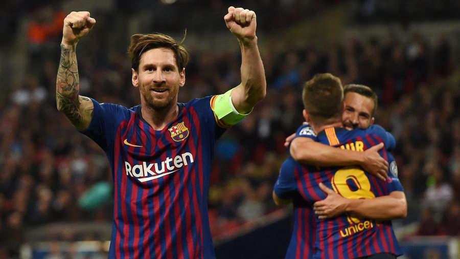 Messi es convocacado para enfrentar al Madrid