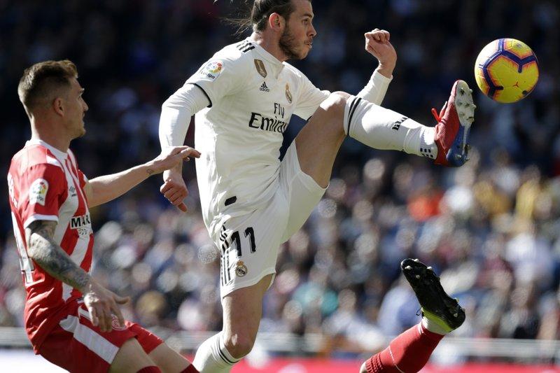Real Madrid fue sorprendido por el Girona
