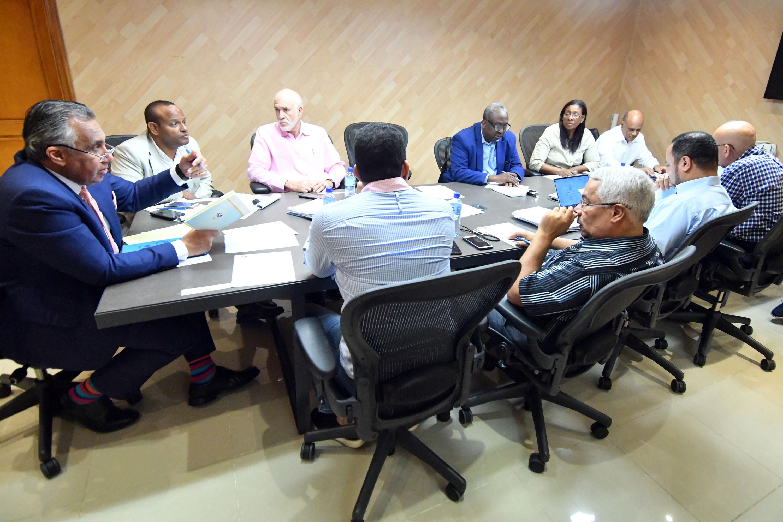 COD designa enlaces con las federaciones y las provincias