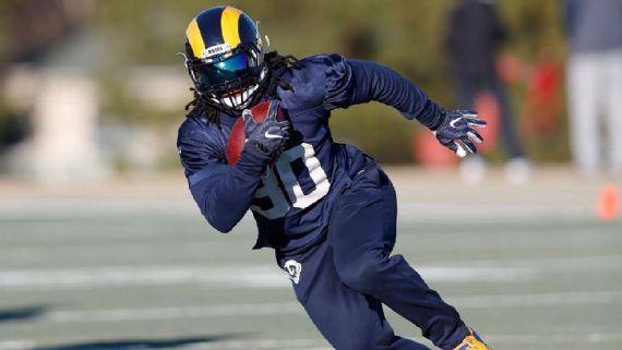 Patriots y Rams sin jugadores lesionados para el Super Bowl