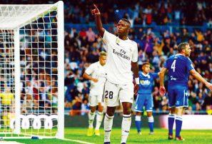 Real Madrid no tuvo piedad con el Alavés en la Liga de España