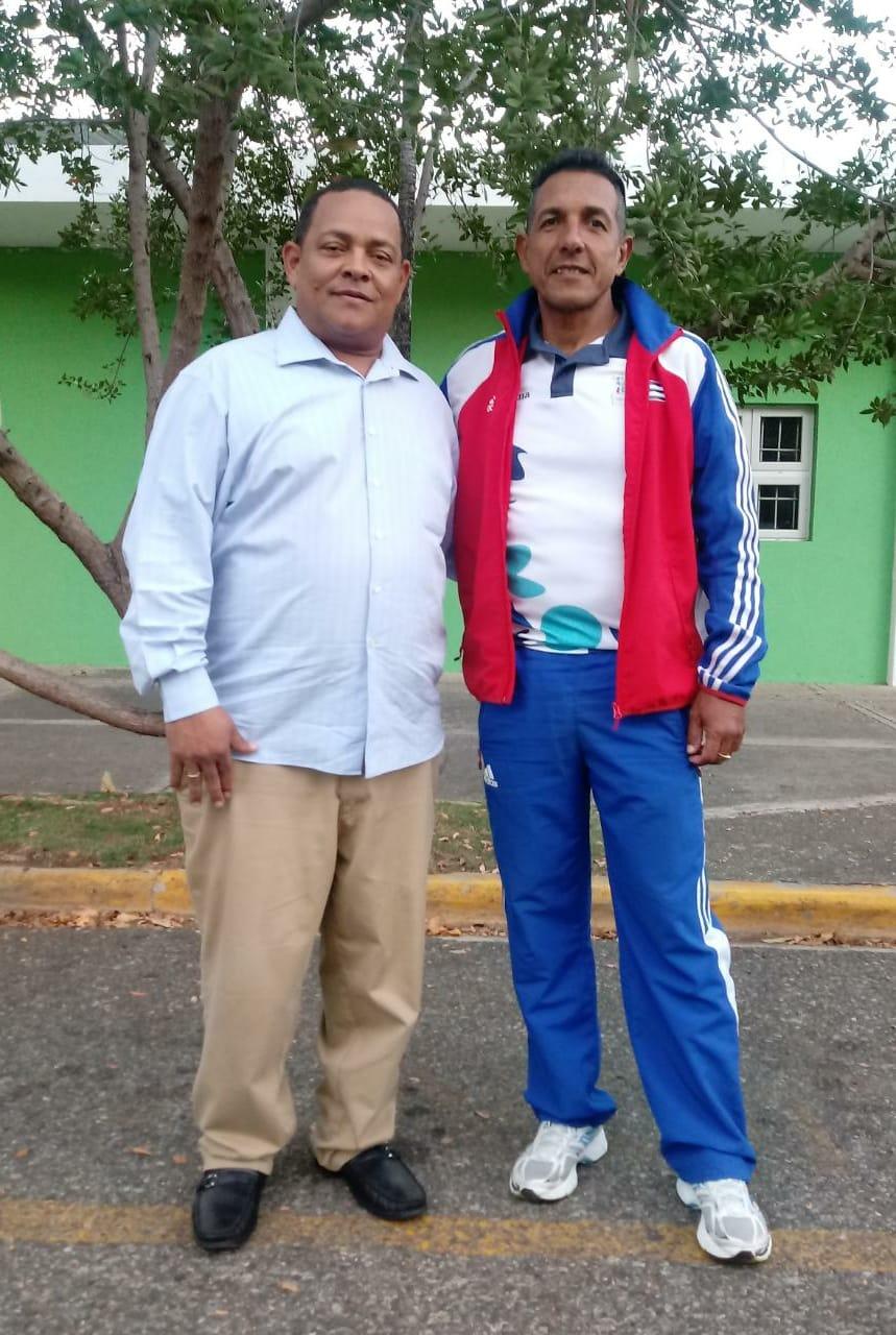 Fedotri recibe entrenador cubano para fomento en las asociaciones
