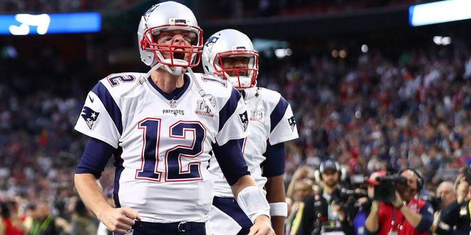 Tom Brady y los Patriots conquistaron su sexto Super Bowl
