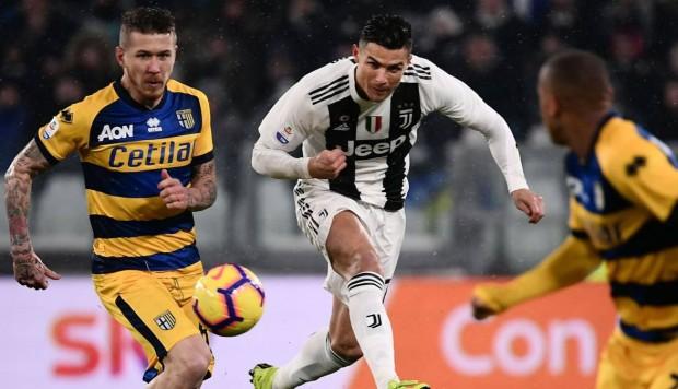 Juventus empata con el Parma en la Serie A de Italia