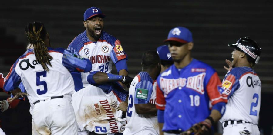 Junior Lake decide triunfo RD en Serie del Caribe; México supera a Cuba
