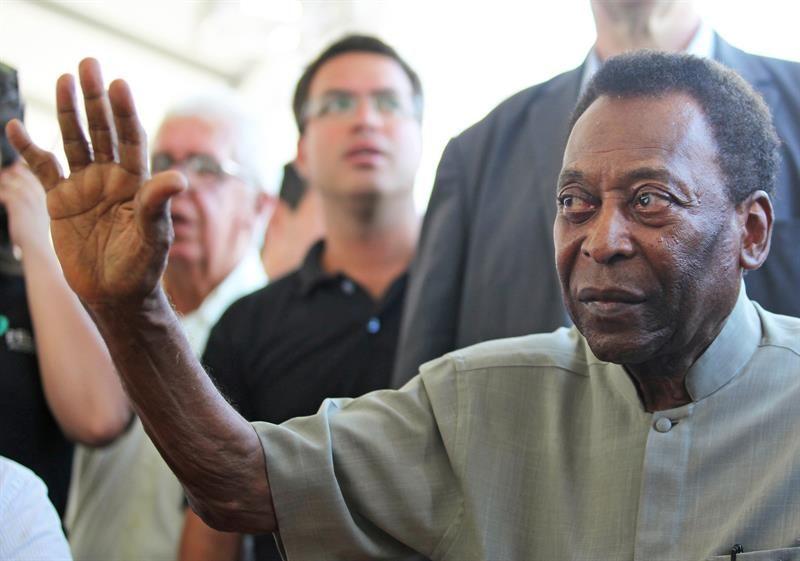 Pelé muestra su tristeza por muerte de jóvenes en incendio del club Flamengo