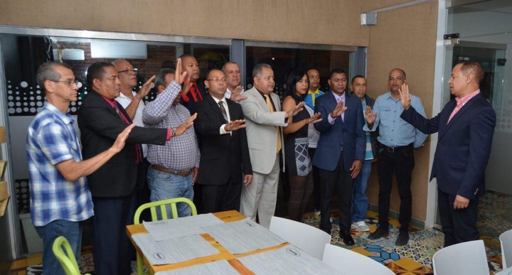 Juramentan Comité Organizador Juegos Deportivos Inter clubes de La Vega