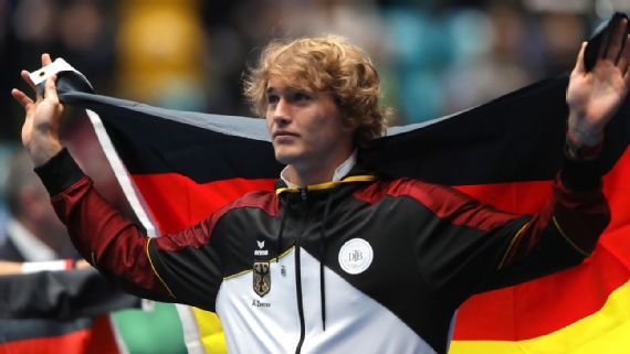Alexander Zverev dice no jugará la Copa Davis en Madrid