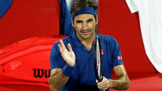 Federer alcanza al menos 50 victorias en 10 torneos del circuito ATP