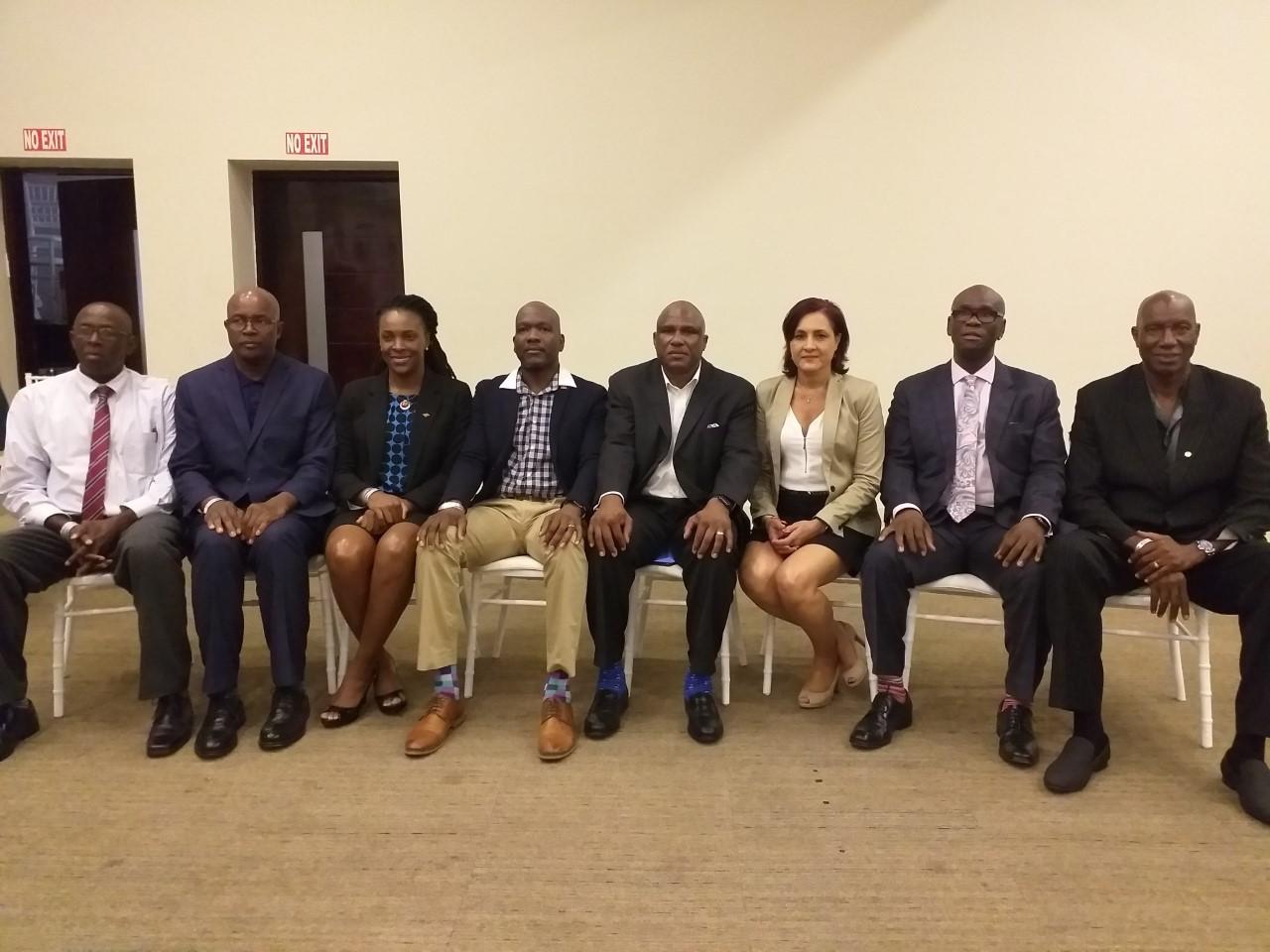 Eligen nueva directiva de la Confederación Baloncesto del Caribe