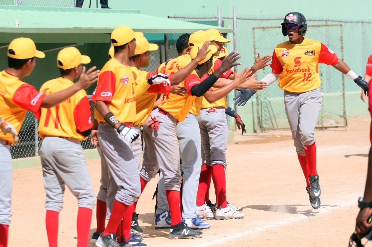 Equipo Astros de Los Alcarrizos gana en inicio Clásico Pequeñas Ligas