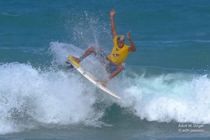 Pérez y Marie, campeones open torneo Las Canas Surf Fest 2019