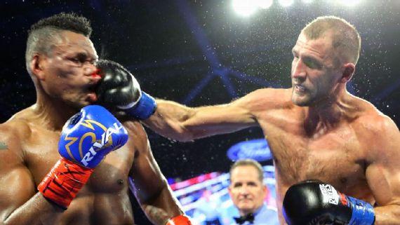 Sergey Kovalev cobra venganza ante Eleider Álvarez y recupera título OMB