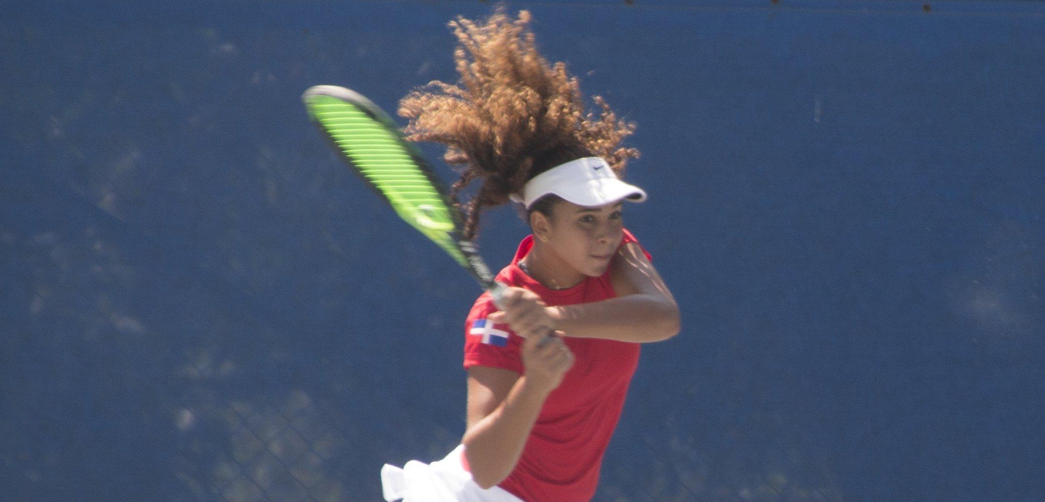 RD mantiene su invicto en la Junior Fed Cup