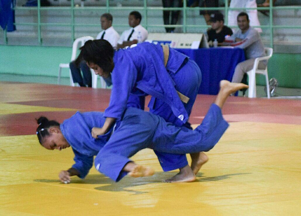 Judocas de RD compiten desde este sábado en Grand Slam de Francia