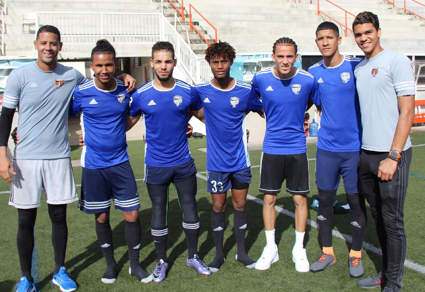 Selección RD convoca jugadores del Cibao FC para juego contra Guadalupe