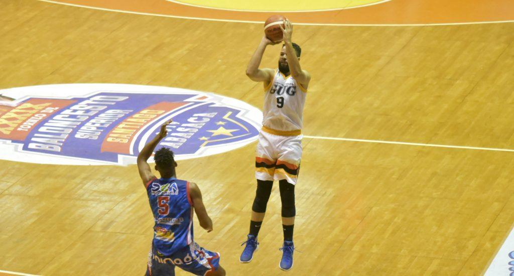 GUG vence al CDP y sube a la cima en Baloncesto Superior de Santiago