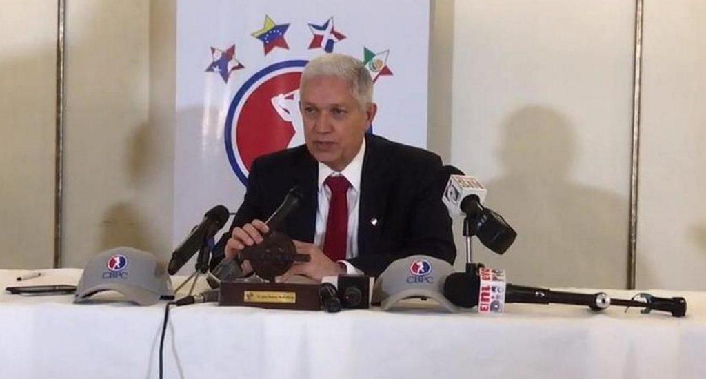 Juan Francisco Puello Herrera favorece Serie del Caribe con seis equipos