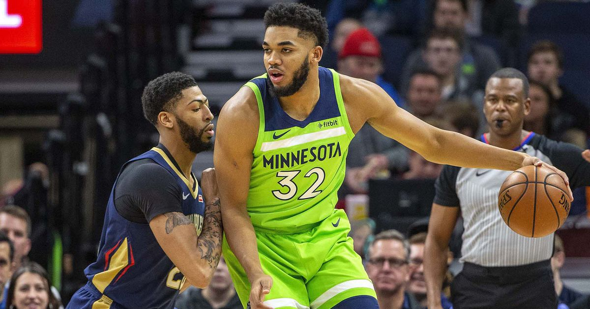 Karl-Anthony Towns: