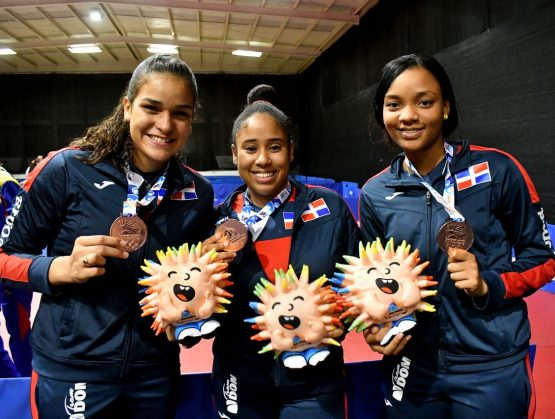 Equipos superiores tenis mesa clasifican a Panamericanos Lima 2019