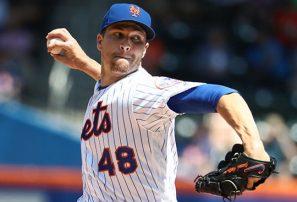 Mets dan extensión de cinco años al lanzador Jacob deGrom