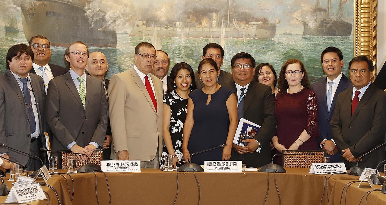 Funcionarios de Lima 2019 informaron avances en la organización de Panamericanos