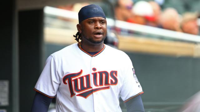 Miguel Sanó ha reanudado sus actividades de béisbol