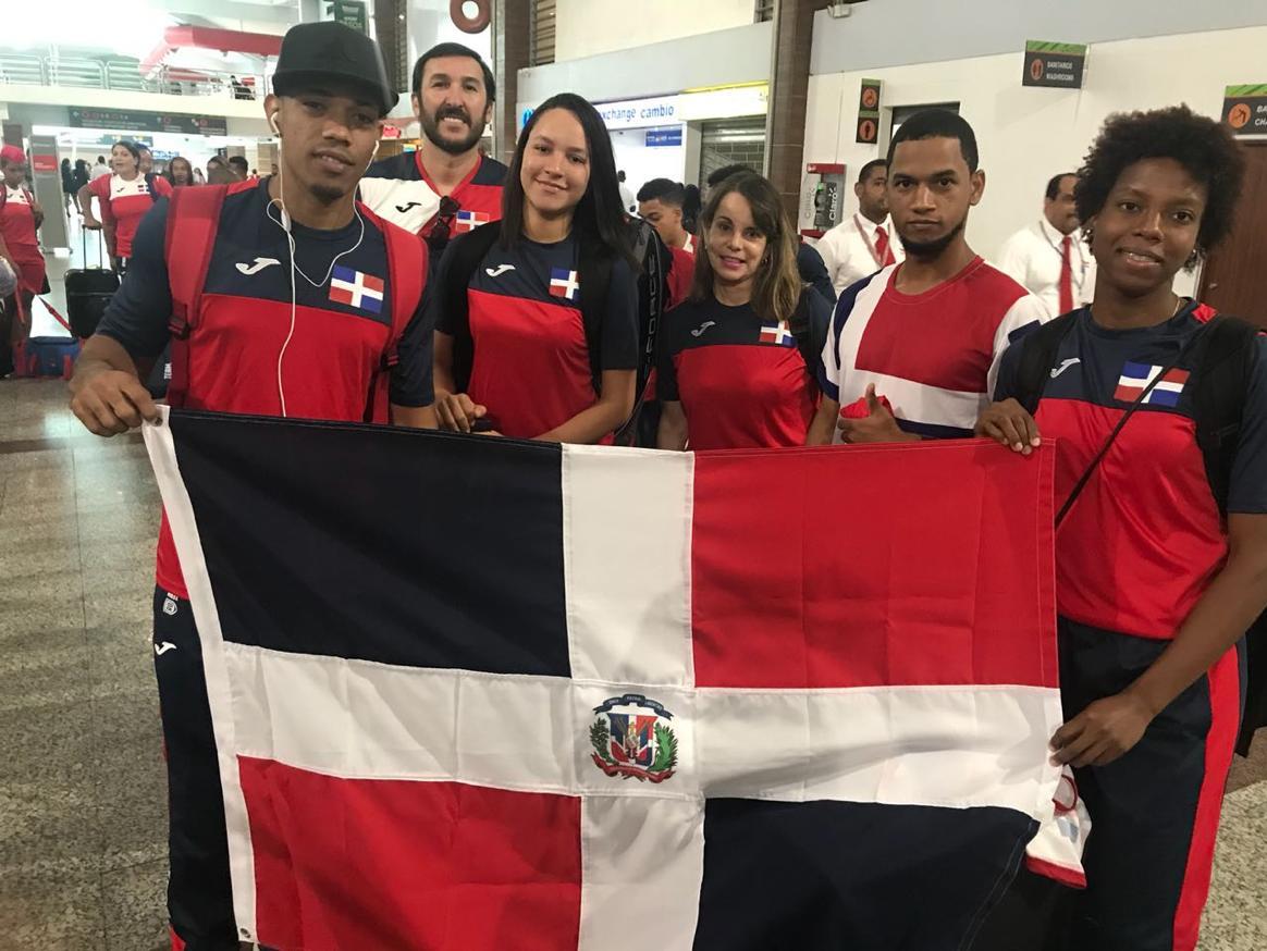 Selección de Racquetbal va a clasificatorio Panamericano en Colombia