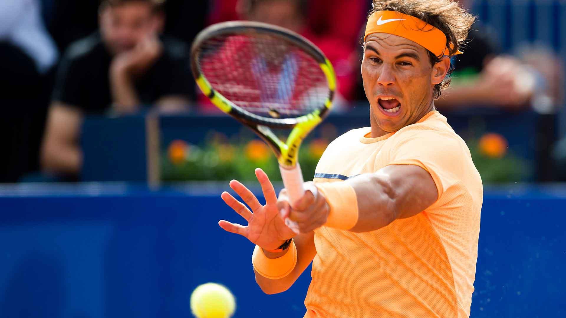 Nadal alcanza semifinales Barcelona; Medvedev elimina a Jarry