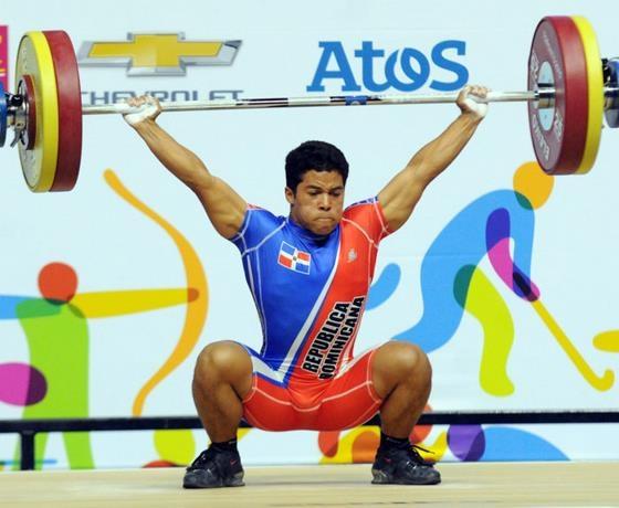 Dominicanos García gana tres plata y Pirón dos y un bronce