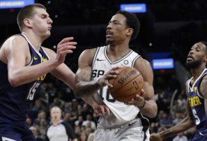 Spurs vencen a Nuggets y forzan séptimo partido en su serie de playoffs en la NBA